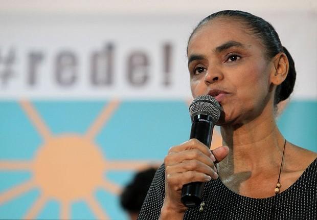 Marina Silva, da Rede Sustentabilidade (Foto: Divulgação/Rede)