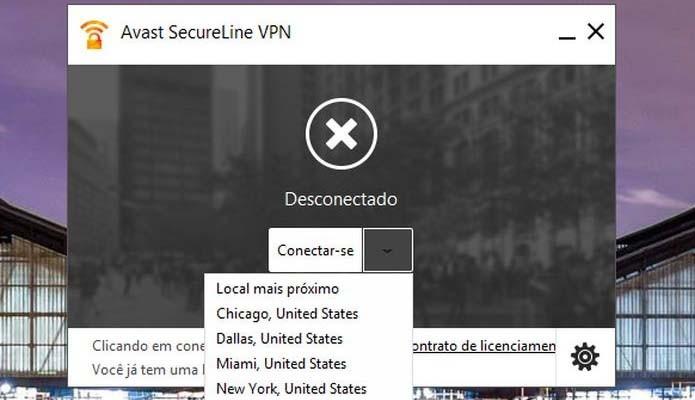Habilite o VPN para jogar o Combat Arms americano (Foto: Reprodução/Murilo Molina)