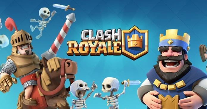 Clash Royale (Foto: Divulgação/Supercell)