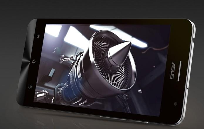 Zenfone 5 vem com processador Intel e memória RAM de 2 GB (Foto: Divulgação/Asus)