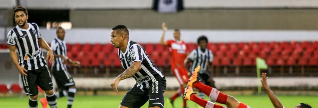 Veja os melhores momentos de CRB 0 x 3 Ceará (Ailton Cruz / Gazeta de Alagoas)