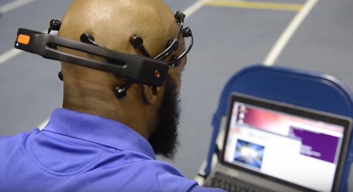 Drones são controlados pela mente (Foto:Reprodução/YouTube)