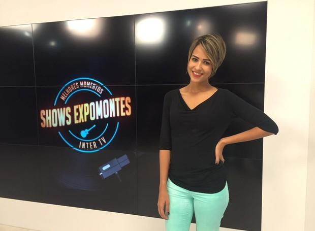 'Melhores Momentos Shows Expomontes' será exibido neste sábado (14), depois do Terra de Minas (Foto: Juliana Gorayeb/G1)