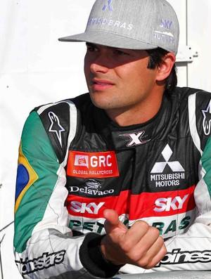 Nelsinho Piquet nos X Games (Foto: Divulgação)