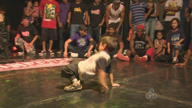 Acompetição se estendeu a todas as idades (Foto: Amazônia TV)