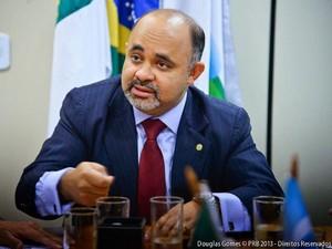 Deputado federal George Hilton, do PRB, indicado para o Ministério do Esporte (Foto: Douglas Gomes/Divulgação PRB)