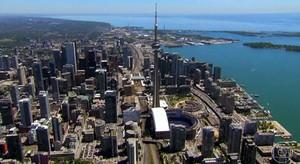 Qualidade de vida em Toronto (Reprodução: TV Globo)