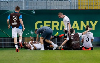 BLOG: Aos trancos e barrancos: Alemanha sofre em casa, mas vai ao Mundial Sub-20