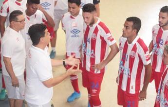 Náutico derrota Ipojucano e segue para a grande final do PE de Futsal