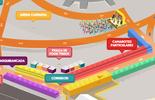 MAPA DA FOLIA Conheça os detalhes do maior carnaval fora de época do mundo (Divulgação)
