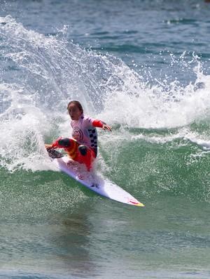 Carissa Moore surfe us open (Foto: ASP)