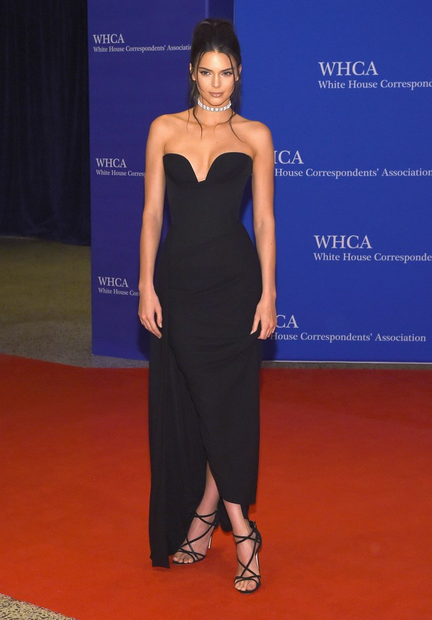 White House Correspondent's Dinner - Kendall Jenner (Foto: Getty Images)