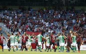 Federação e TJD esperam súmula para decidir situação do Atletiba