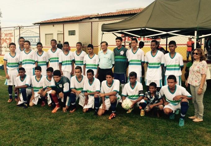 Colinas é o terceiro a garantir vaga na etapa final da Copa Maranhão sub-17