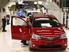 Toyota quer dobrar vendas no mercado brasileiro em 2 anos
