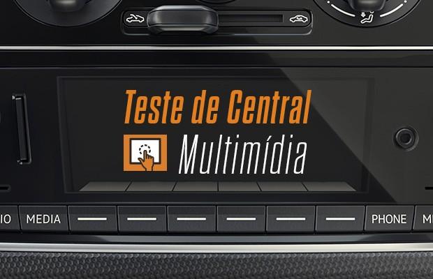 Sistema multimídia Volkswagen Composition Phone (Foto: Divulgação)