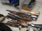 Grupo arromba fórum e leva armas na cidade de Remanso, norte da Bahia