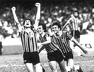 baltazar, campeão pelo grêmio (Foto: Divulgação/Site Oficial)