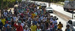 Acontece neste domingo (29),  a 6ª Edição do Pedal Centro América (Marketing/ TVCA)