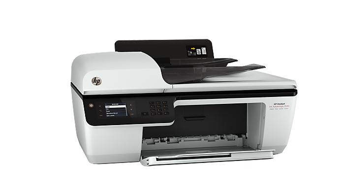 Multifuncional HP Deskjet Ink Advantage 2646 conta com um fax (Foto: Divulgação/HP)