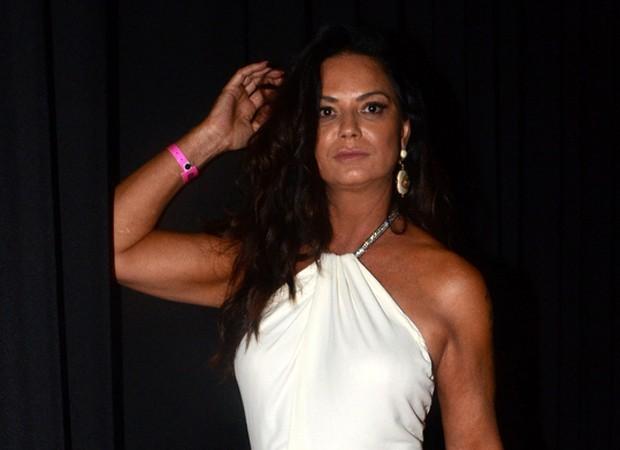 Luiza Brunet (Foto: Araújo e Eduardo Martins / Azzi Agency/Divulgação)
