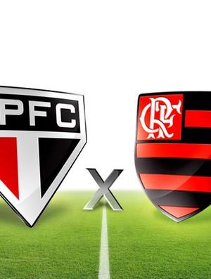 BLOG: Motivos diferentes levam São Paulo e Flamengo a lutar pela vitória no clássico