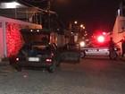 Homens são encontrados mortos e amarrados dentro de carro na Paraíba