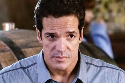 Carlos Machado, o Ignácio de 'Amor à vida' (Foto: Divulgação/TV Globo)