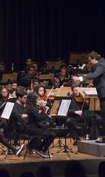 Orquestra Sinfônica do Guri e Grupo Pau Brasil (Foto: Roberta Borges/Divulgação)