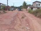 Moradores denunciam situação precária de ruas em Barcarena, PA