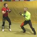 McGregor treina troca de base para luta de março (Reprodução/Instagram)
