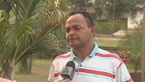 Atevaldo Santana, presidente da Feab (Foto: Reprodução/TV Acre)