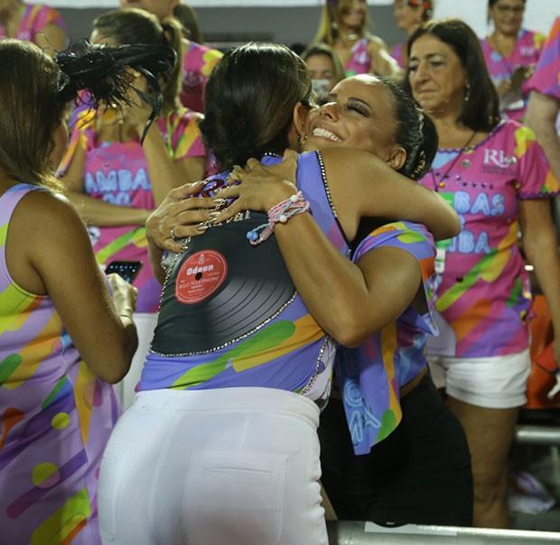 Gloria Pires e Viviane Araújo (Foto: AgNews)