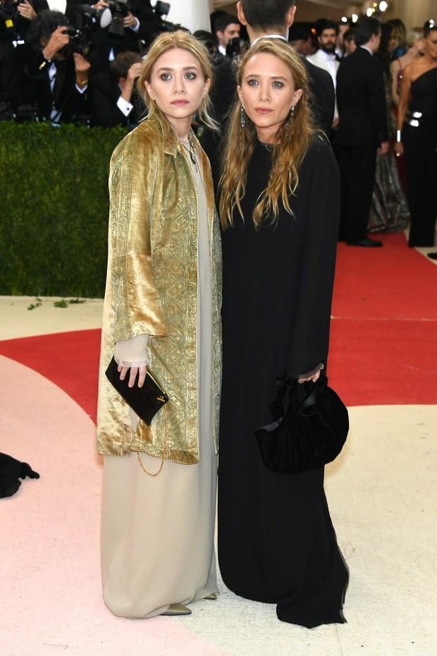 Ashley e Mary-Kate Olsen (Foto: Getty Images)