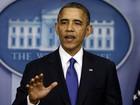 Obama agradece a soldados em mensagem de Natal