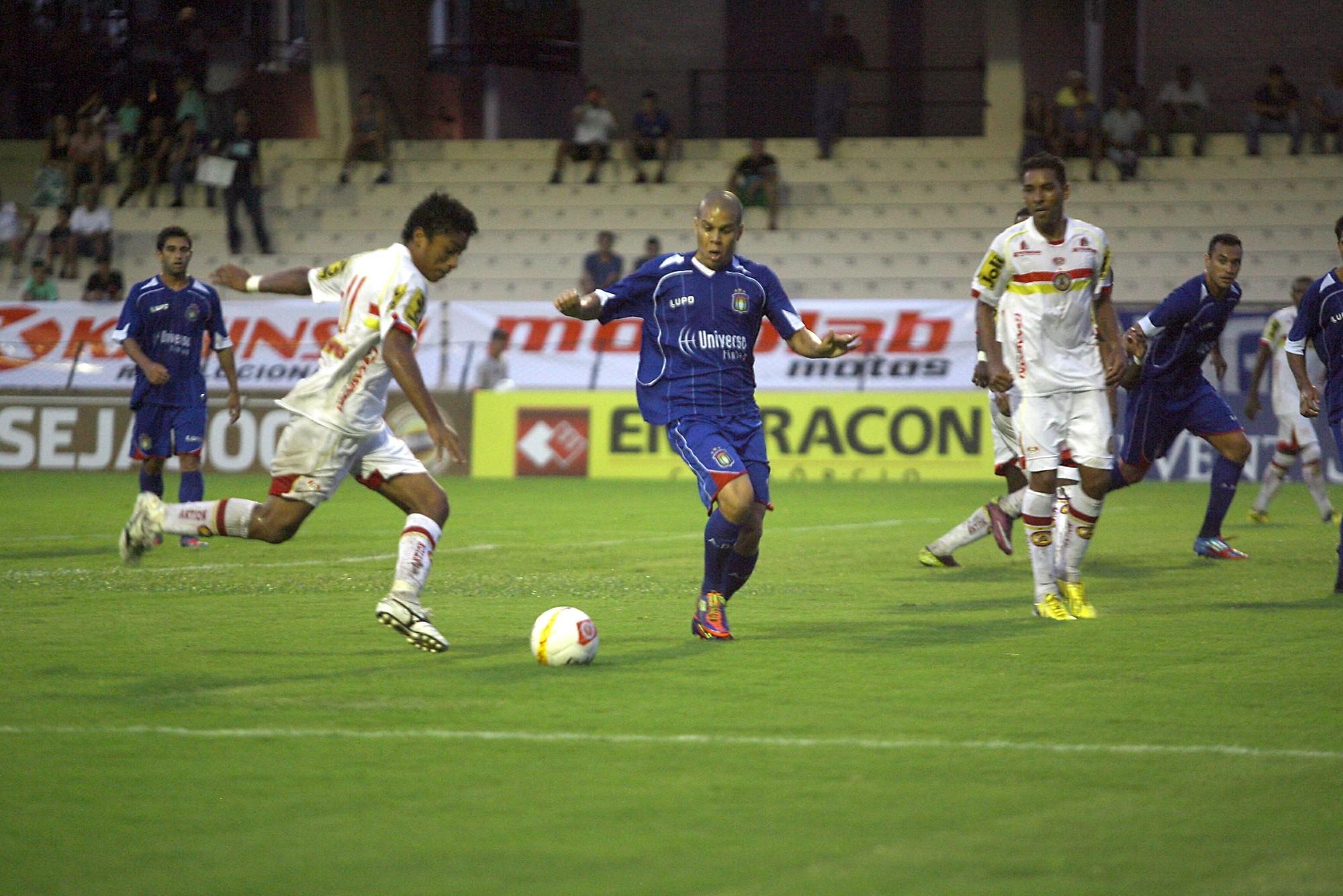 Atlético Sorocaba x São Caetano (Foto: Assis Cavalcante/Ag. Bom Dia)