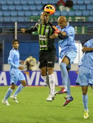 Leandro Silva, Avaí x América-MG (Foto: Jamira Furlani/ Avaí FC)