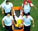 """Após susto com Torres, pai de Neymar alerta: """"Quantos devem sair feridos?"""""""