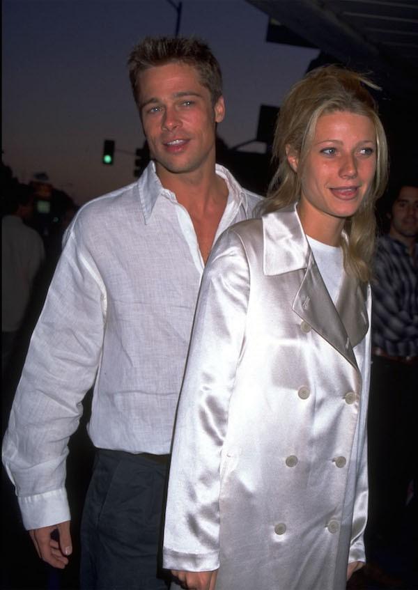 Brad Pitt e Gwyneth Paltrow (Foto: Getty Images)