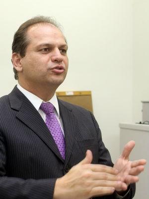 Ricardo Barros é irmão do prefeito de Maringá, Silvio Barros (Foto: Divulgação/ Jonas Oliveira/SECS)