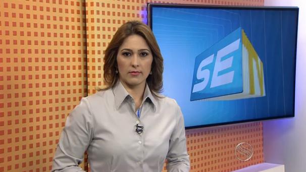 Susane Vidal apresenta o SETV 2ª Edição nesta quinta-feira, 29 (Foto: Divulgação / TV Sergipe)