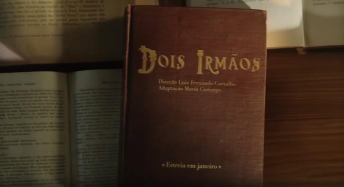 'Dois Irmãos', a nova minissérie da Globo (Foto: TV Globo)
