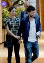 Look do dia: Sophie Charlotte mostra estilo em passeio com Daniel Oliveira