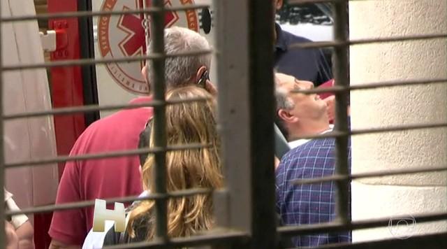 Anthony Garotinho é internado após prisão