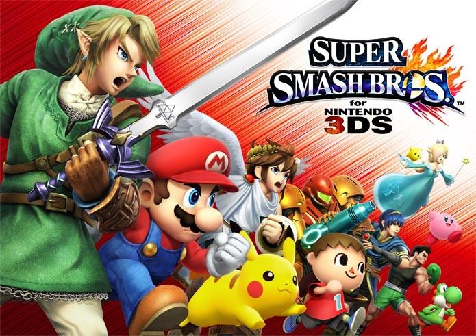 Super Smash Bros. (Foto: Divulgação) (Foto: Super Smash Bros. (Foto: Divulgação))
