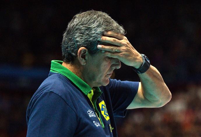 Z� Roberto, Brasil x EUA, Mundial de V�lei (Foto: Divulga��o / FIVB)