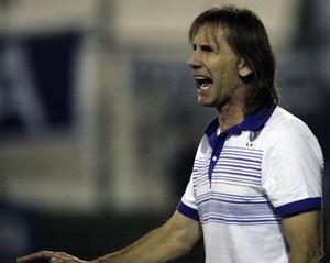 Ricardo Gareca, técnico do Vélez Sarsfield (Foto: divulgação / Vélez Sarsfield)