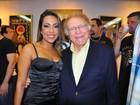 Maurício Shermann conta detalhes sobre volta de Cláudia Rodrigues à TV
