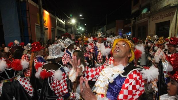 Confira algumas imagens da folia em São Luís, durante o carnaval (De Jesus/O Estado)