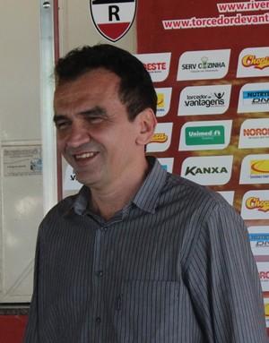 Elizeu Aguiar (Foto: Emanuele Madeira)